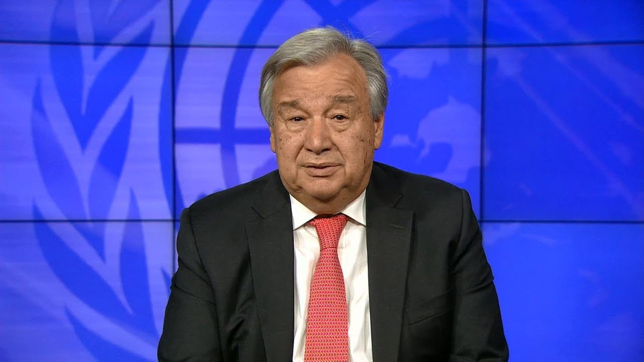 UN Chief on International Day of Democracy (15 September 2019)