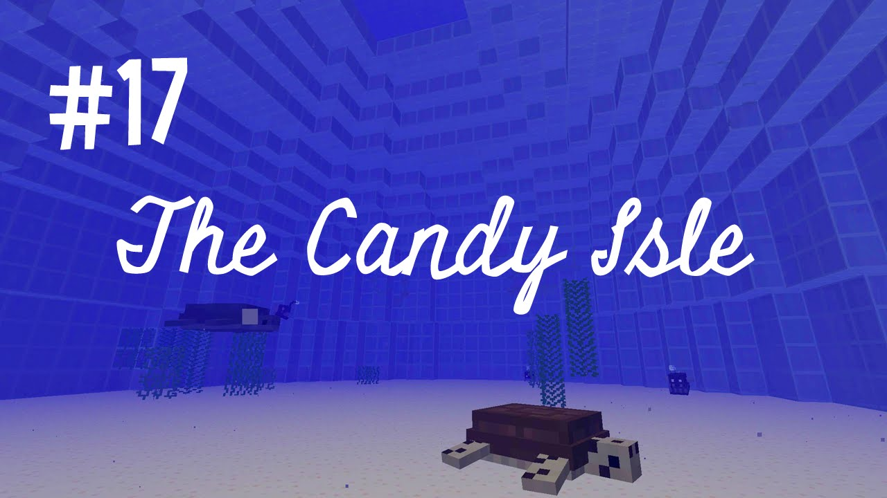 The Candy Isle Minecraft