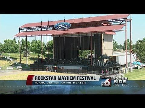 Rockstar Mayhem Festival keeps hydration in mind for metal fans