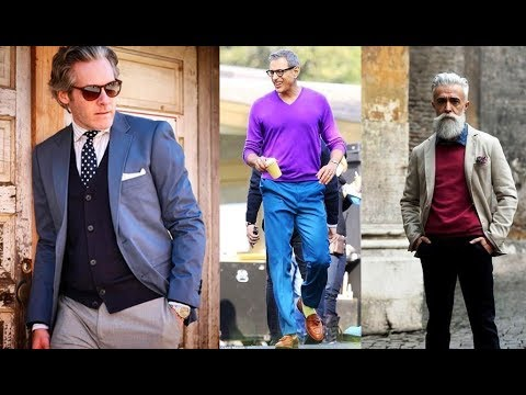Men over 50 dating style