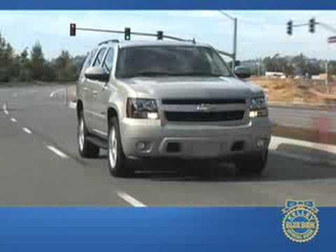 2007 Chevrolet Tahoe Review - Kelley Blue Book