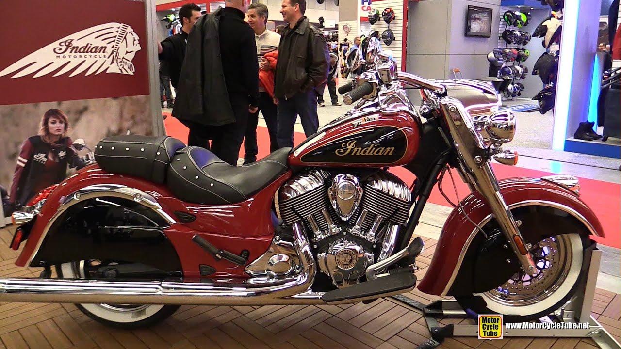 2015 indian chief classic walkaround 2015 salon moto - Salon de moto montreal ...