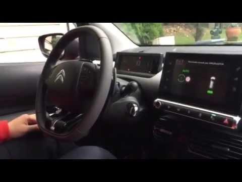 Citroen C4 Cactus Otomatik Park Özelliği - Onur Test Sürüşünde!