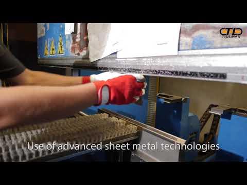 Equipment Manufacturing Company Tiulmaksa Promo-video 2019