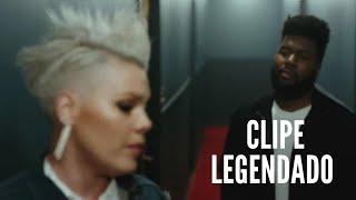 Baixar P!nk feat. Khalid - Hurts 2B Human (Clipe Legendado)