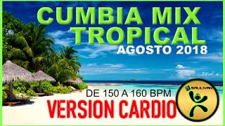 CARDIO CUMBIAS MIX AGOSTO 2018 DEMO- DJSAULIVAN