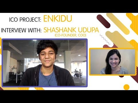 "ICO ""ENKIDU"" interview with Shashank Udupa [ENG][SUB:RU]"