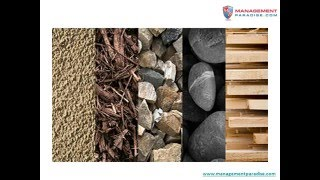 Raw Materials into Finished Products