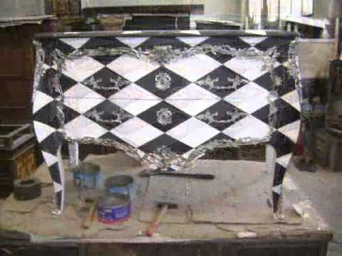 Painted Furniture and Hand painted French Furniture,Egypt Furniture