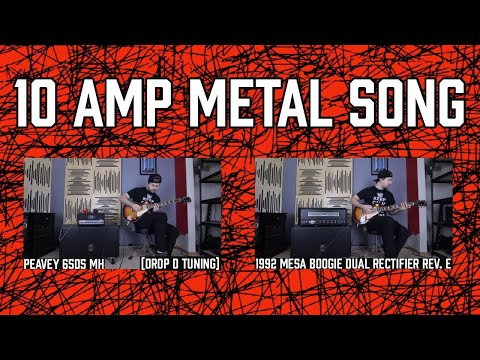 10 amp metal song