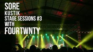 SOREKUSTIK STAGE SESSION #3 Fourtwnty - Puisi Alam Live At Resital Jalanan Salatiga