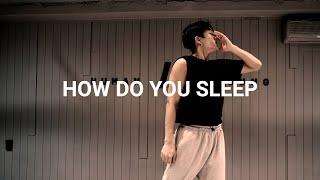 HY dance studio | Sam Smith - How Do You Sleep | BABY ZOO choreography