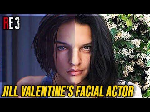 Resident Evil 3 Jill Valentine Actress Found