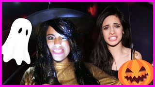 Fifth Harmony Halloween Special ft. The Short Witch - Fifth Harmony Takeover