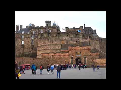 NEW!! 2018 MAY KRYON MAGIC CASTLES AND CHURCH IN SCOTLAND! WOW! (Part 2)