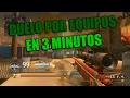 La PARTIDA más RÁPIDA de Call Of Duty | MwRemastered