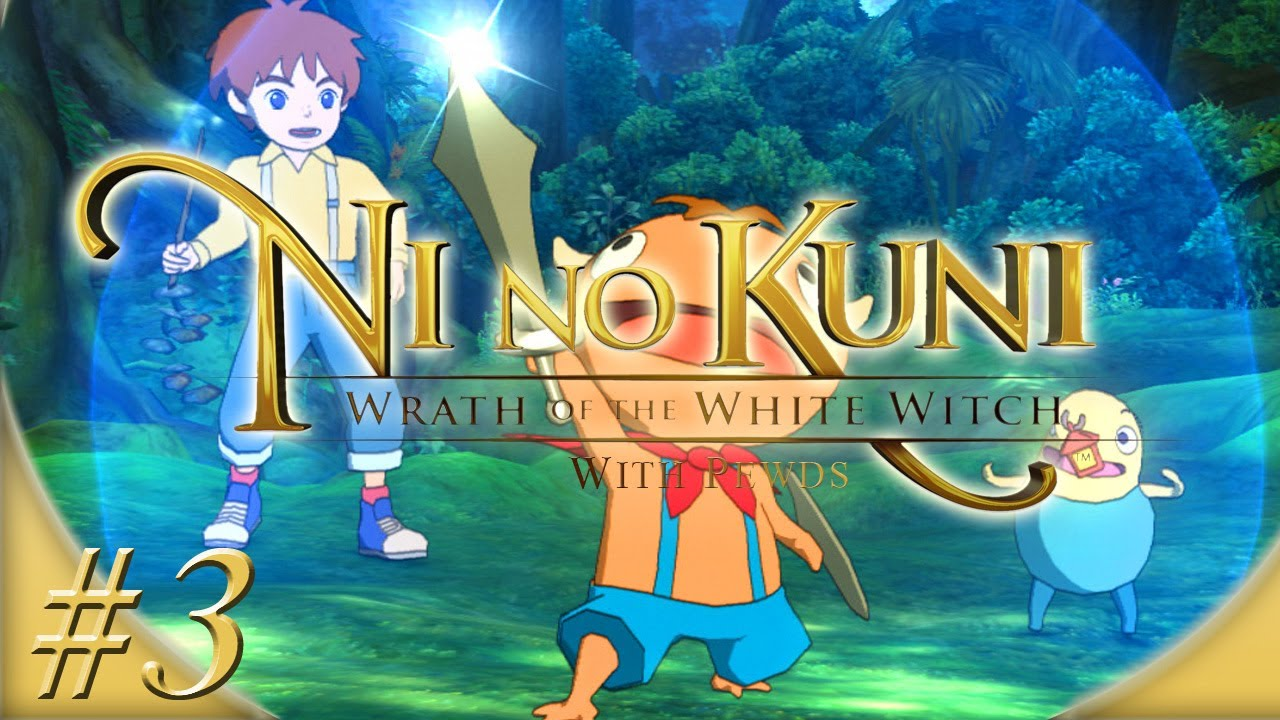 Important message! - Ni No Kuni: Wrath of the White Witch w/ Pewds (3)