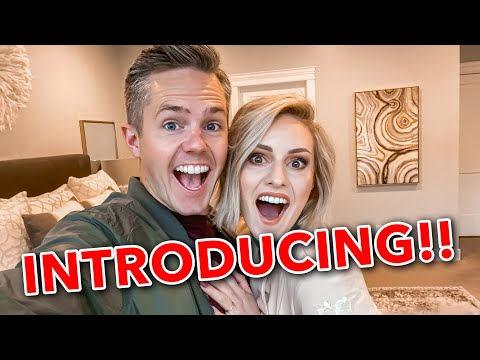 We Have A HUGE ANNOUNCEMENT!! INTRODUCING...