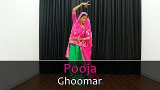 Ghoomar Song Dance Choreography | Rajasthani Dance | Best Hindi Songs For Dancing Girls