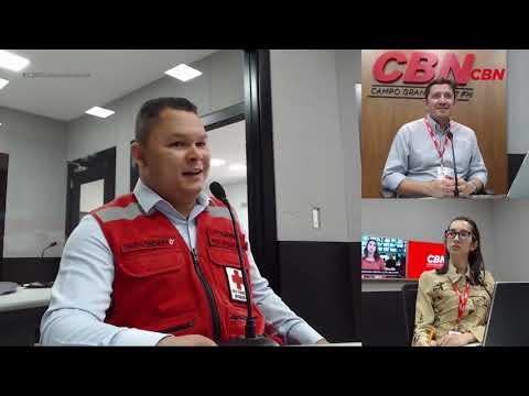 Entrevista CBN Campo Grande: Tácito Nogueira