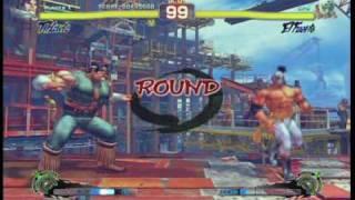 Super Street Fighter 4 - Gameplay Video 21