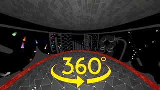 Don't Touch the Lava 2 - 360° Marble Race in Algodoo & Unity