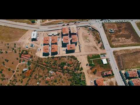 """Yiğitpark Çankaya """" Şehrin Yeni Yaşam Merkezi """" Ağustos 2018 Yapım Aşaması"""