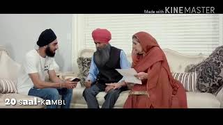 20 saal-kambi latest punjabi vedio song