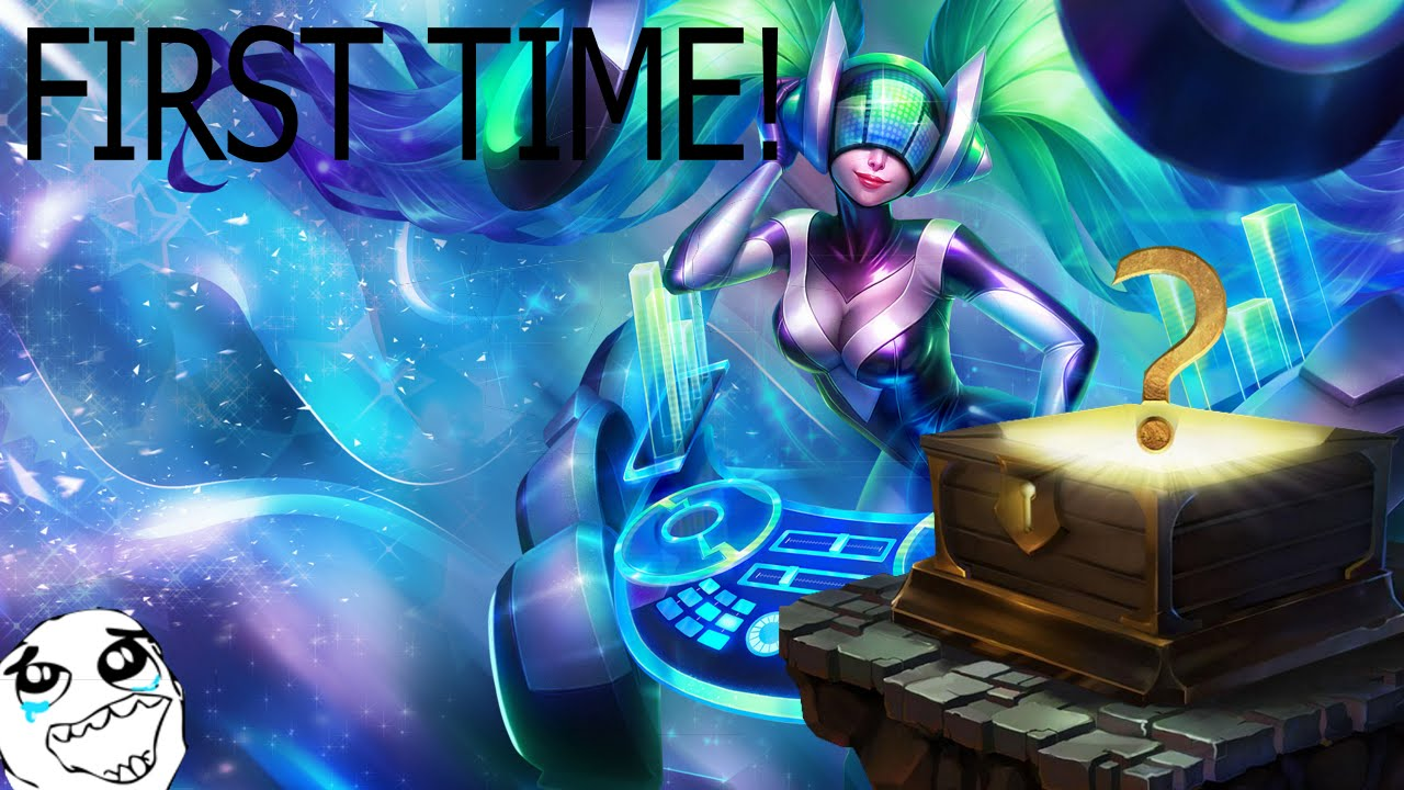 Mystery Unboxing: DJ Sona first try!