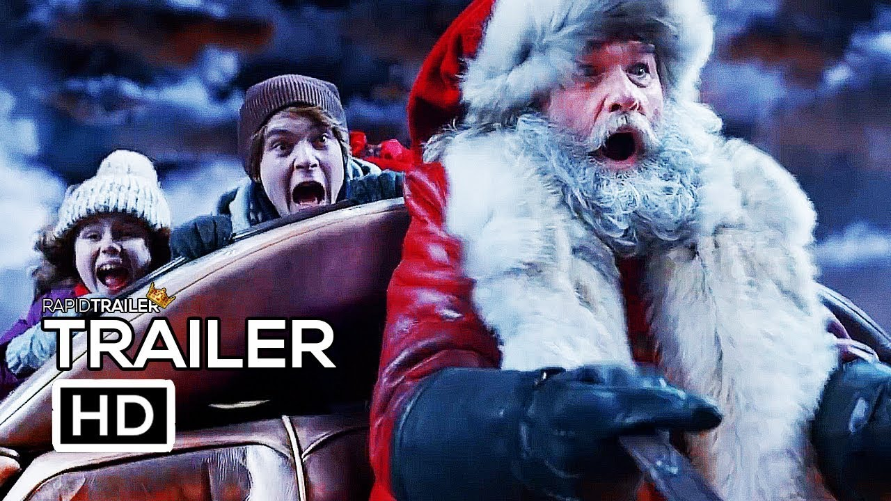 Best Upcoming Christmas Movies New Trailers 2018 Youtube