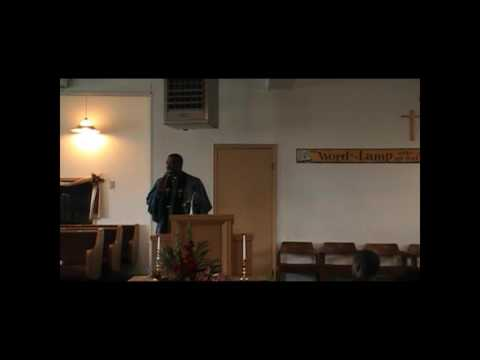 Press On by Bishop Lawrence White @ Church of the Living God