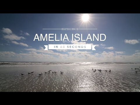 Florida Travel: Experience Amelia Island in 60 Seconds