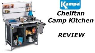 Kampa Chieftan Camp Kitchen