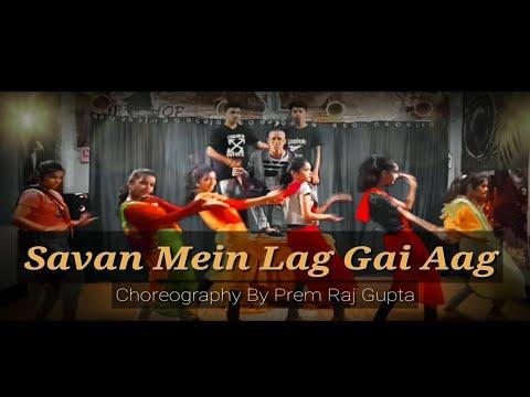   sawan-mein-lag-gayi-aag  -virus-dance-academy