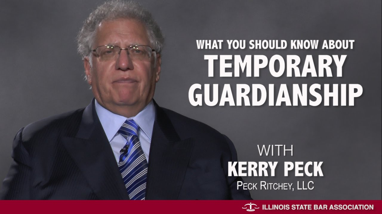 What you should know about temporary guardianship