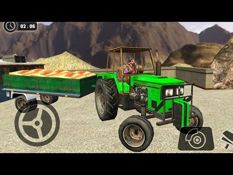 Tractor Cargo Transport Driver Farming Simulator (by Tech 3D Games Studios) Android FHD GamePlay