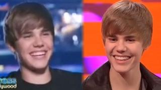 12 AWKWARD Justin Bieber Throwback Moments