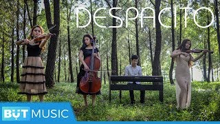 vuclip DESPACITO - Piano, Violin, Cello cover