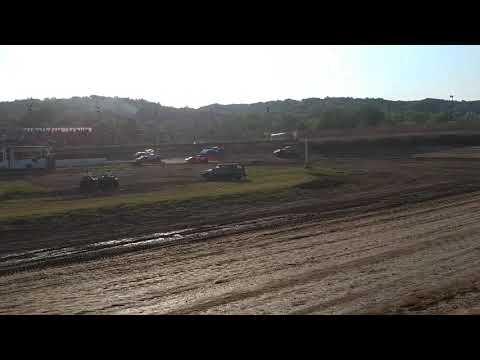 Peoria Speedway 8-19-17 sblm heat #2 Matt Murphy