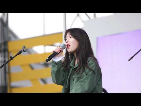 [4k full ver] 180414 치즈(CHEEZE) @ Have a nice day #6