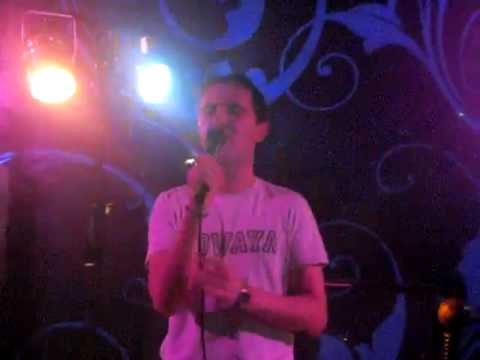 Drops Of Jupiter cover by Mike Flaherty at the Karaoke Final 2009