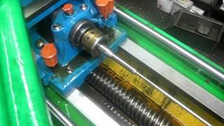 Sine Bar Rifling Machine not Button RIfling Rifler