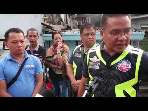 MMDA Guiding the Barangay