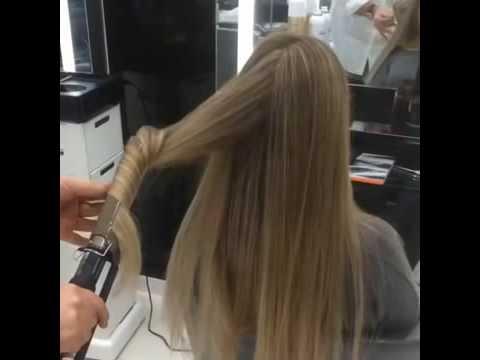 Luzes em cabelo antes e depois by mounir salon youtube for Mounir salon prix