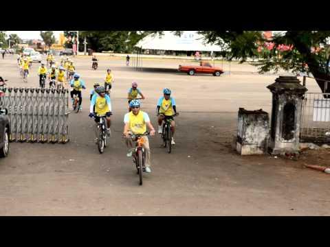 Bike for Dad 2015 : Lao People's Democratic Republic