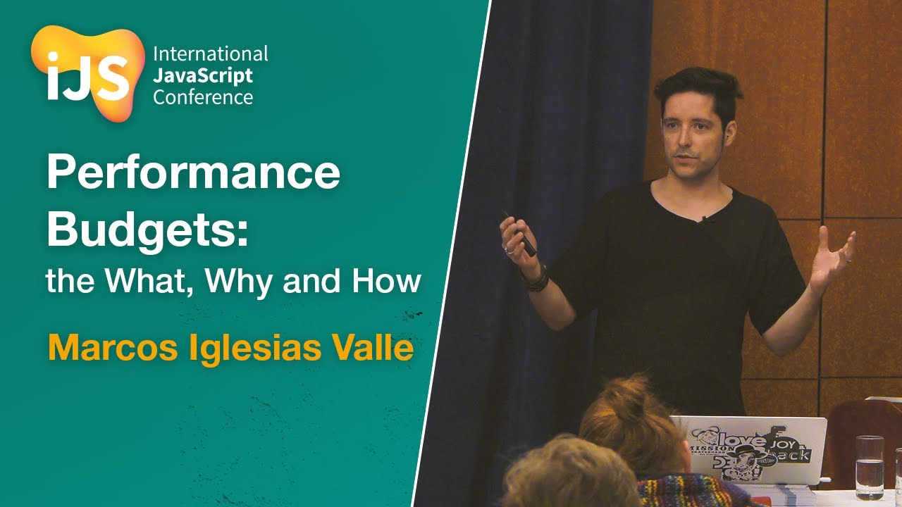 Performance Budgets: the What, Why and How | Marcos Iglesias Valle