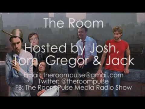 The Room Podcast #15 - Gareth Edwards fan club? NOT!, Gerard Butler Oscar Winner, Sesame St Racist?