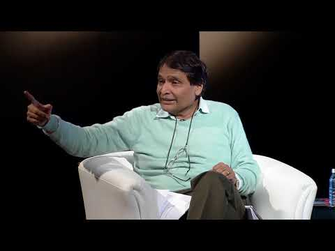 Suresh Prabhu | Consultations on New Industrial Policy- 2018 | Good Evening India