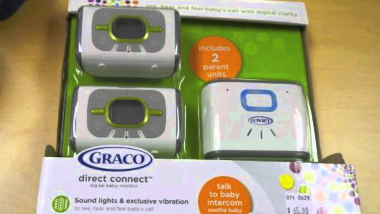 Best Baby Monitor For Wireless Digital Video And Audio