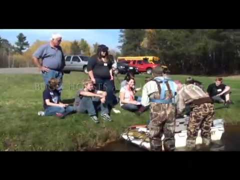 DNR Fish Surveying